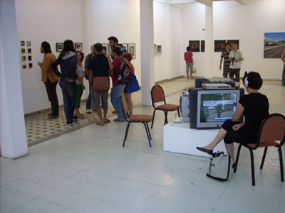 K2 Contemporary Art Center, exhibition view