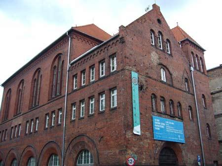 Laznia Centre for Contemporar Art