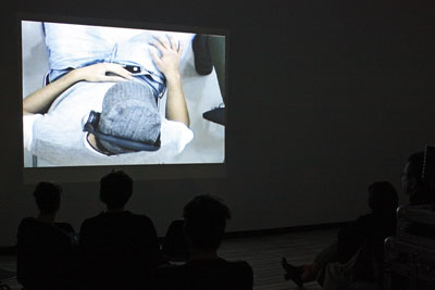 Screening: Exhibitionist Body