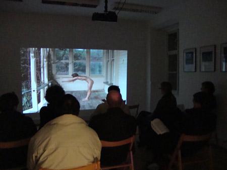 Screening of Press Play_Taking on Performance
