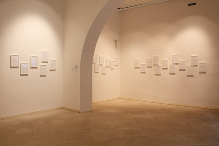 Exhibition E-motion to cohabit, Palazzo Forti, Verona, 2010