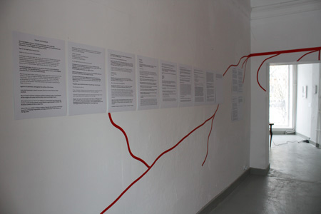 Secret Heart, exhibition view