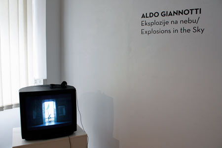 Aldo Giannotti: Explosions in the Sky, Photon gallery