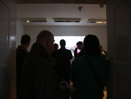 Festival and solo exhibitions opening, Photon gallery