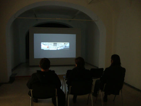 Pain with the Thousand Teeth opening, Vžigalica gallery