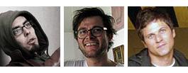 Aldo Giannotti, Joshua Sandler, Zachary Sandler