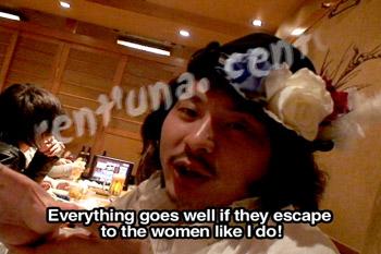 Japanese don giovanni talks about women, Hiroko Okada