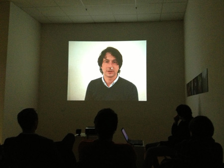 Video Evening #17: Pablo Chiereghin